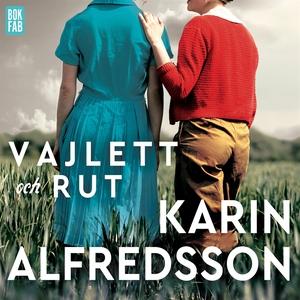 Vajlett och Rut (ljudbok) av Karin Alfredsson
