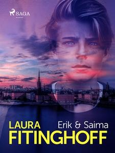 Erik och Saima (e-bok) av Laura Fitinghoff