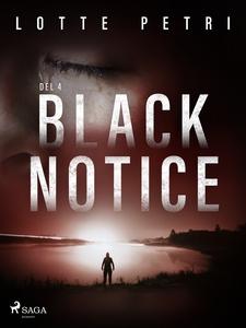Black Notice del 4 (e-bok) av Lotte Petri