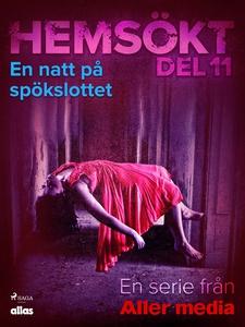 En natt på spökslottet (e-bok) av Allas Hemsökt