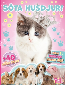 Söta husdjur (e-bok) av