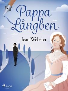 Pappa Långben (e-bok) av Jean Webster