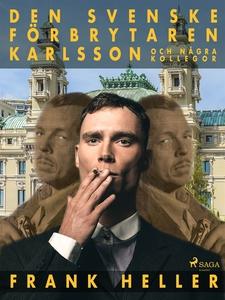 Den svenske förbrytaren Karlsson och några koll