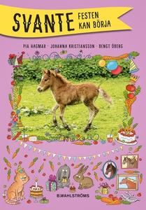 Festen kan börja (e-bok) av Pia Hagmar