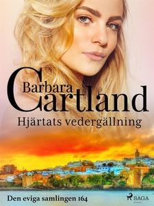 Hjärtats vedergällning (e-bok) av Barbara Cartl