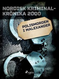 Polismorden i Malexander (e-bok) av Diverse för