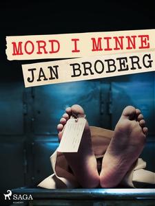 Mord i minne (e-bok) av Jan Broberg