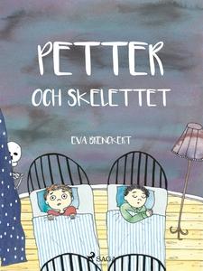 PETTER OCH SKELETTET - VERSALER (e-bok) av Eva