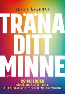 Träna ditt minne (e-bok) av Jenny Åkerman