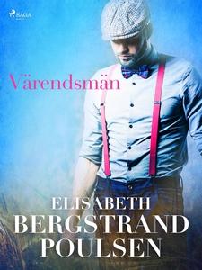Värendsmän (e-bok) av Elisabeth Bergstrand-Poul