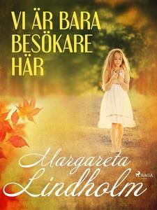 Vi är bara besökare här (e-bok) av Margareta Li