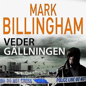 Vedergällningen (ljudbok) av Mark Billingham