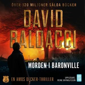 Morden i Baronville (ljudbok) av David Baldacci