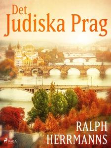 Det judiska Prag (e-bok) av Ralph Hermanns