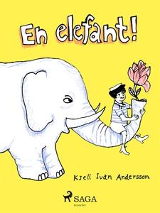 En elefant! (e-bok) av Kjell Ivan Andersson