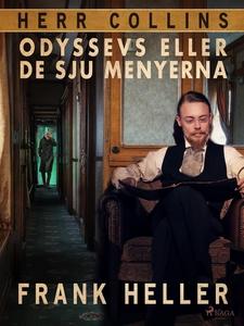 Odyssevs eller de sju menyerna (e-bok) av Frank