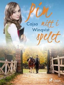 Pim mitt i spelet (e-bok) av Cajsa Winqvist