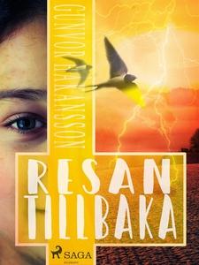 Resan tillbaka (e-bok) av Gunvor Håkansson