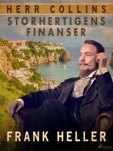 Storhertigens finanser (e-bok) av Frank Heller