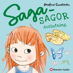 Sagasagor. Avslutning (ljudbok) av Josefine Sun