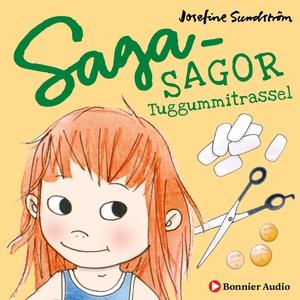 Tuggummitrassel (ljudbok) av Josefine Sundström