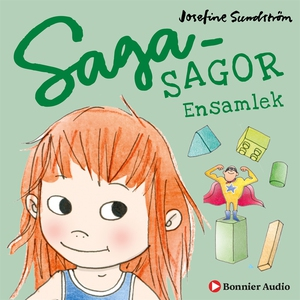 Ensamlek (ljudbok) av Josefine Sundström