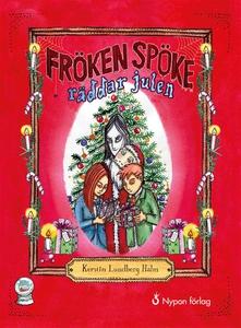 Fröken Spöke räddar julen (ljudbok) av Kerstin
