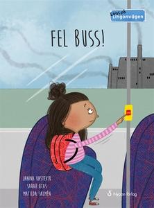 Livat på Lingonvägen: Fel buss! (ljudbok) av Ja