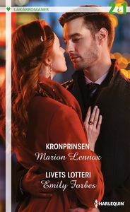 Kronprinsen/Livets lotteri (e-bok) av Emily For