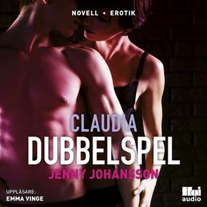 Dubbelspel (ljudbok) av Jenny Johansson