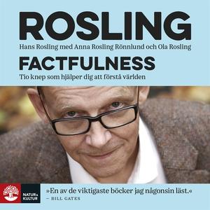 Factfulness (ljudbok) av Hans Rosling, Ola Rosl