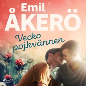 Veckopojkvännen (ljudbok) av Emil Åkerö