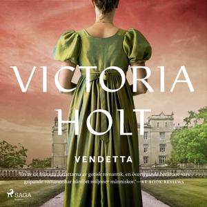 Vendetta (ljudbok) av Victoria Holt
