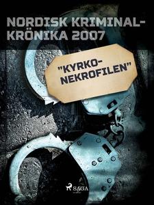 """""""Kyrko-nekrofilen"""" (e-bok) av Diverse författar"""