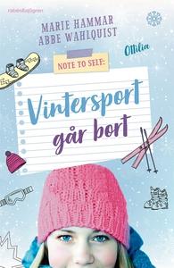 Vintersport går bort (e-bok) av Marie Hammar, A