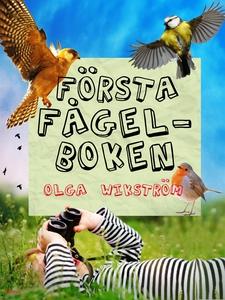 Första fågelboken (e-bok) av Olga Wikström