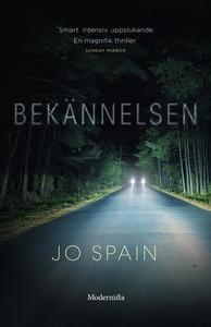 Bekännelsen (e-bok) av Jo Spain