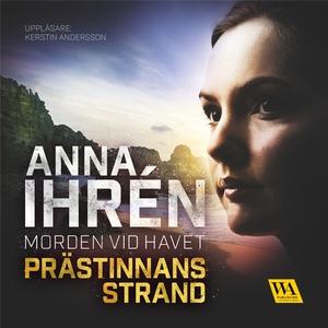 Prästinnans strand (ljudbok) av Anna Ihrén