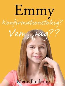 Emmy 0 - Konfirmationstokig? Vem, jag?? (e-bok)