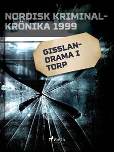 Gisslandrama i Torp (e-bok) av Diverse författa