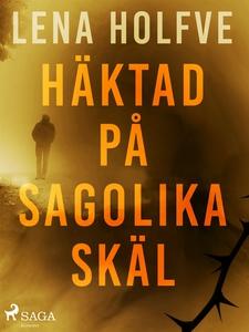 Häktad på sagolika skäl (e-bok) av Lena Holfve