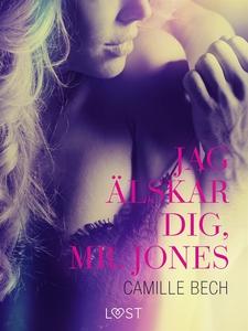 Jag älskar dig, mr. Jones (e-bok) av Camille Be