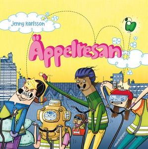 Äppelresan (e-bok) av Jenny Karlsson