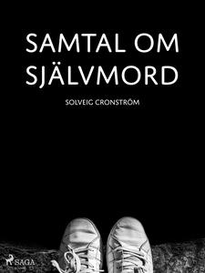 Samtal om självmord (e-bok) av Solveig Cronströ