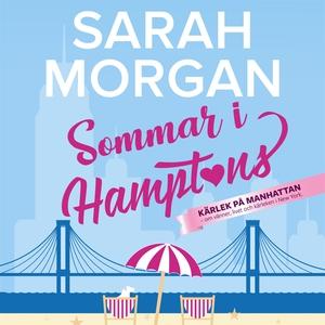 Sommar i Hamptons (ljudbok) av Sarah Morgan