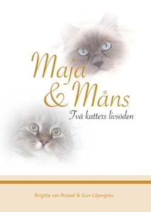 Maja & Måns: Två katters livsöden (e-bok) av Bi