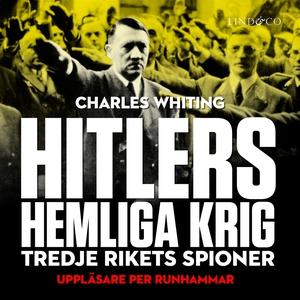 Hitlers hemliga krig (ljudbok) av Charles Whiti