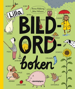 Lilla bildordboken (e-bok) av Anna Ribbing