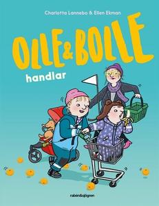 Olle och Bolle handlar (e-bok) av Charlotta Lan
