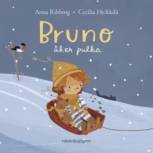 Bruno åker pulka (e-bok) av Cecilia Heikkilä, A